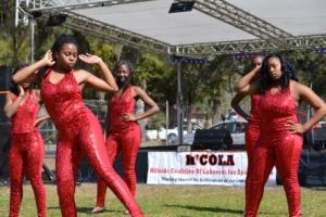 H'cola dance girls