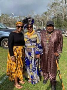 Hcola's ethnic fashion show